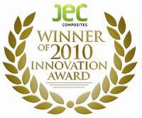 2010 Jec Innovation Award